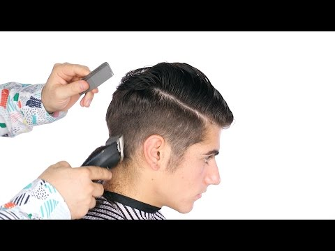 Disconnected Undercut Haircut Step by Step - TheSalonGuy