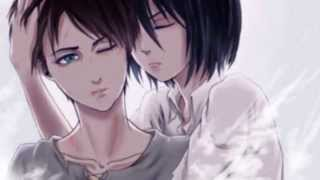 Repeat youtube video Eren x Mikasa