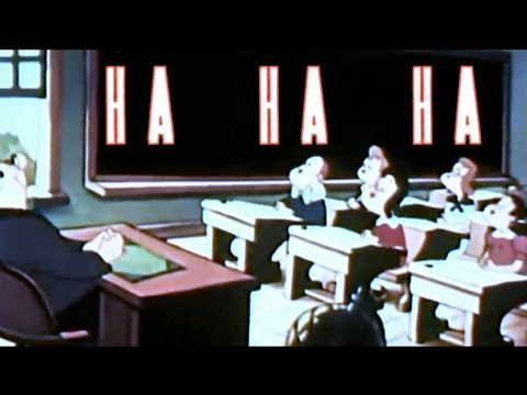 The Julie Ruin - Ha Ha Ha (Official Lyric Video)