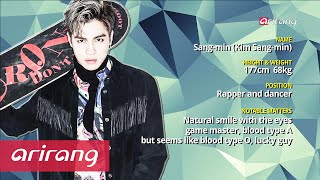 Pops in Seoul Ep3110  Cross Gene(크로스진) _ Sang-min(상민) _ Prof…