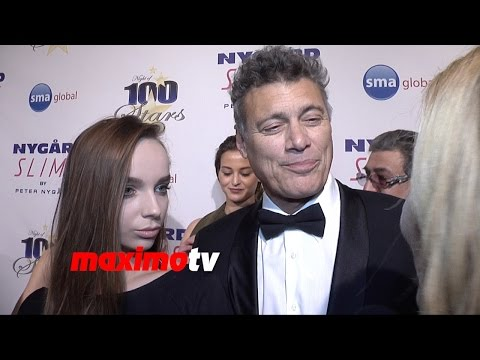 Steven Bauer on What He Learned About Love - He Is Dating 18-year-old Lyda Loudon