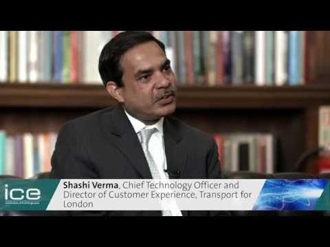 Shashi Verma, Chief Technology Officer, TfL