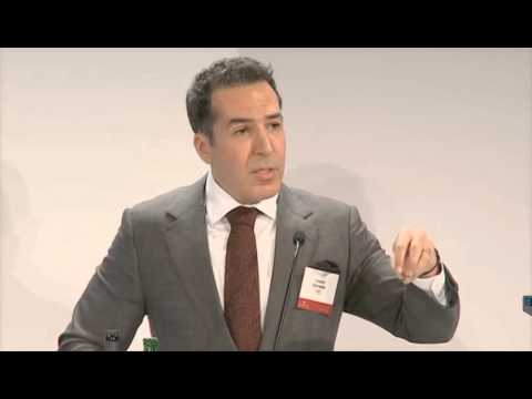 IHS CEO Sam Darwish Speaks at the Wendel Investors Forum December 2015