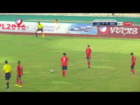 LAOS 1-1 MALDIVES