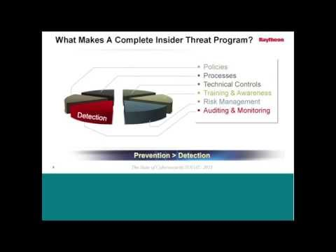 Michael Crouse Raytheon Cyber Products