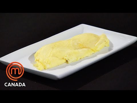 1 Opportunity, 4 Mins & 1 Perfect Omelette | MasterChef Canada | MasterChef World