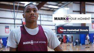 "Deqoriyahn Hawkins C/O 2018 ""Mark Your Moment"" Basketball Showcase Highlights"