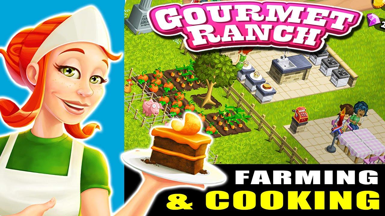 Gourmet Ranch Game