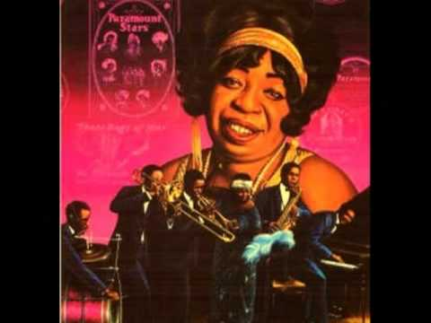 Ma Rainey & Louis Armstrong (Countin' The Blues, 1924) Jazz Legend
