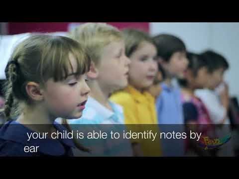 Forte School of Music Joondalup - Junior Keys - Children's Piano Classes