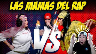 MELYMEL vs MARTHA HEREDIA REACCIÓN 🔥😱 Batalla con DJ Scuff