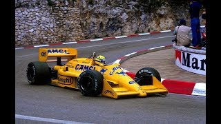 F1 1987 - Monaco Grand Prix (Full Race)