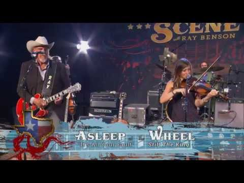 "Asleep at the Wheel perform ""It's All Your Fault"" on The Texas Music Scene"