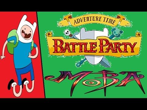 Moba De Browser - Battle Party