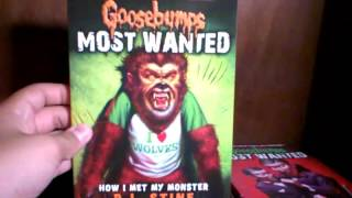 My DOPE Goosebumps collection