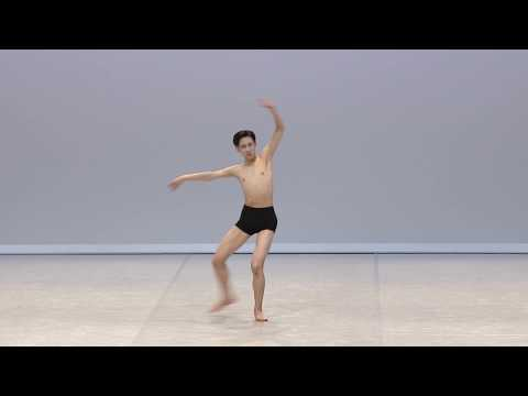 Junsu Lee, 207 - Prize Winner - Prix de Lausanne 2018, contemporary