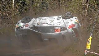 43° Rally 1000 Miglia 2019 | Shakedown + Crash