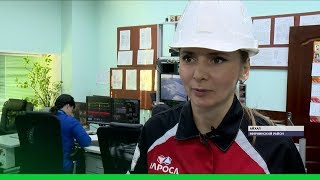 Как работают женщины на промпроизводстве АЛРОСА