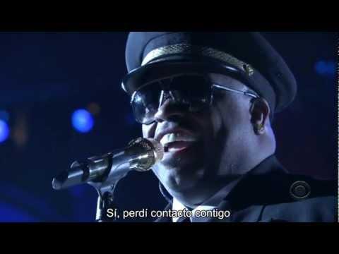 Gnarls Barkley Crazy HD 1080p + Violín con subs Español