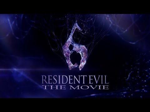 Resident Evil 6 HD - The Movie...