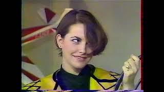 Lio 1982 12 Amoureux Solitaires + Mona Lisa @ Les Pieds au mur
