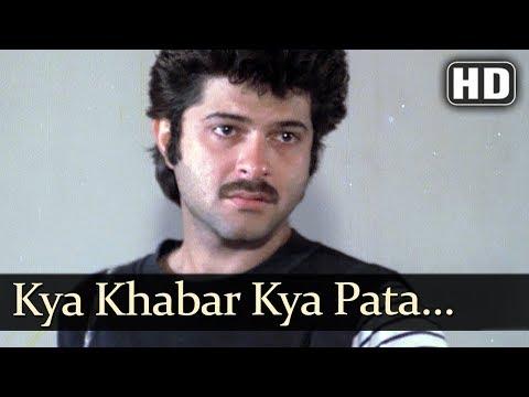 Kya Khabar Kya Pata (HD) - Saaheb Song - Anil Kapoor - Filmigaane