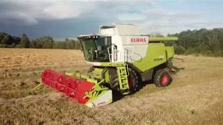 Claas Lexion 630 | Frode Riis