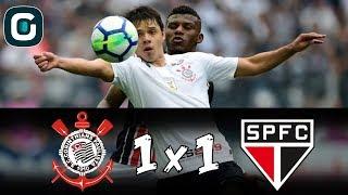 Corinthians x São Paulo: Os MELHORES MOMENTOS do Majestoso