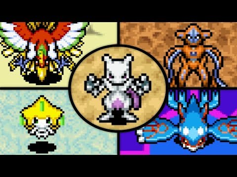 Pokémon Mystery Dungeon - All Bosses