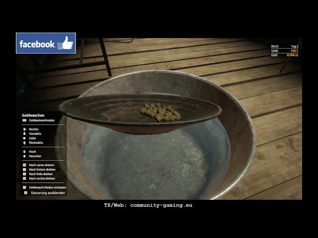 Was bringt die Erweiterte Rinne ? | Folge #003 | Let's Play Gold-Rush