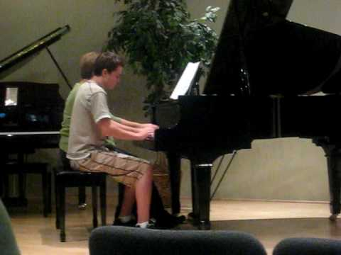 """""""Rags To Riches"""" by Kevin Olsen, played by Toren Jensen"""