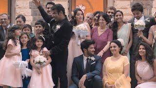 Ok Kanmani l Adhi's and Taara's Flourished Moment of Love | Mazhavil Manorama