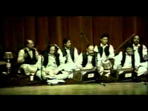 ALLAH HOO Kawali Nusrat Fateh Ali Khan At The University Of Washington  Full