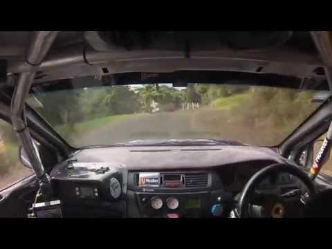 2015 Rally Whangarei - SS4 Towai
