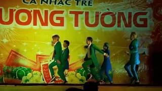 Một Ngày Làm Con Gái HKT M The Five 2016