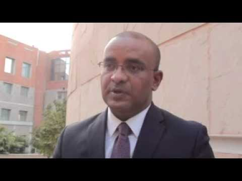 OneWorld South Asia interviews Bharrat Jagdeo, Former President Guyana on climate change