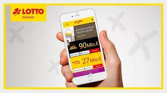 LOTTO Hessen App - Das Glück für Ihre Hosentasche