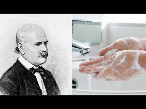 Ignaz Semmelweis is the doctor credited with championing ...