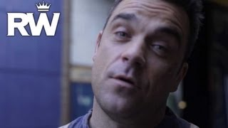 Robbie Williams   'Different'   Music Video Shoot