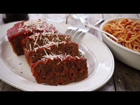 How To Make Italian Meatloaf | Ground Beef Recipes | Allrecipes.com