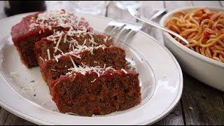 How to Make Italian Meatloaf | Ground Beef Recipes | AllRecipes