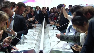 Mobile World Congress opens in Barcelona