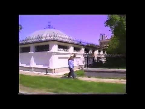 Екатеринбург 20 лет назад, 1994 год. Yekaterinburg (Russia) city tour from 1994.