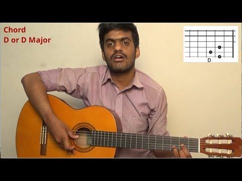 Guitar கற்போம். கர்த்தரை துதிப்போம் - Lesson 1 | Tamil Christian Worship Tutorial