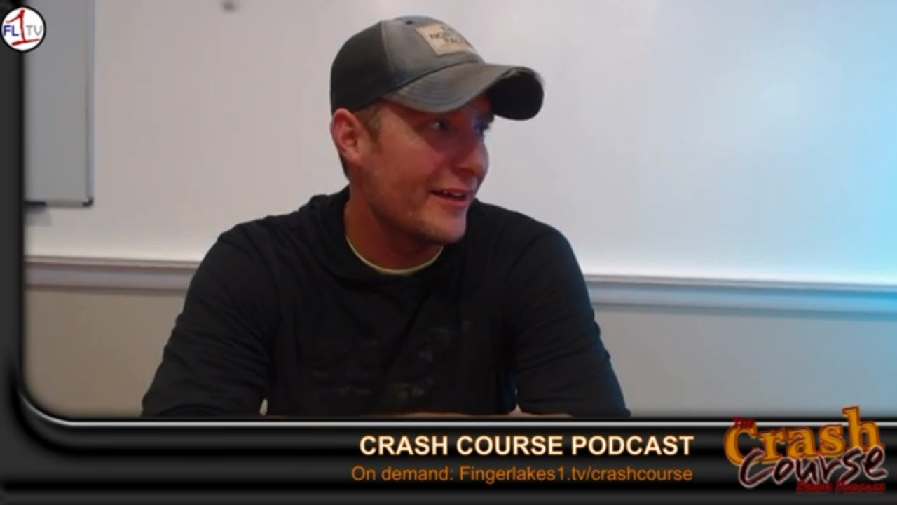 Dan Bolton, SanFilippo, Rick Clarke's 200th ..::.. Crash Course Podcast #245