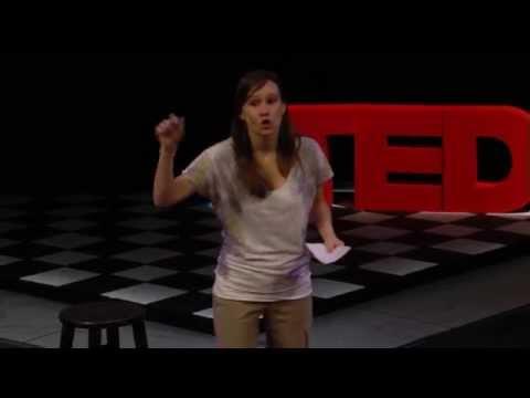 Anxiety: Hibernate, Adapt, or Migrate: Summer Beretsky at TEDxWilliamsport