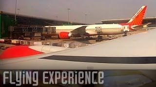 Boeing 777-300 In-flight Economy Experience on Air India | JFK - DEL | Air India Review