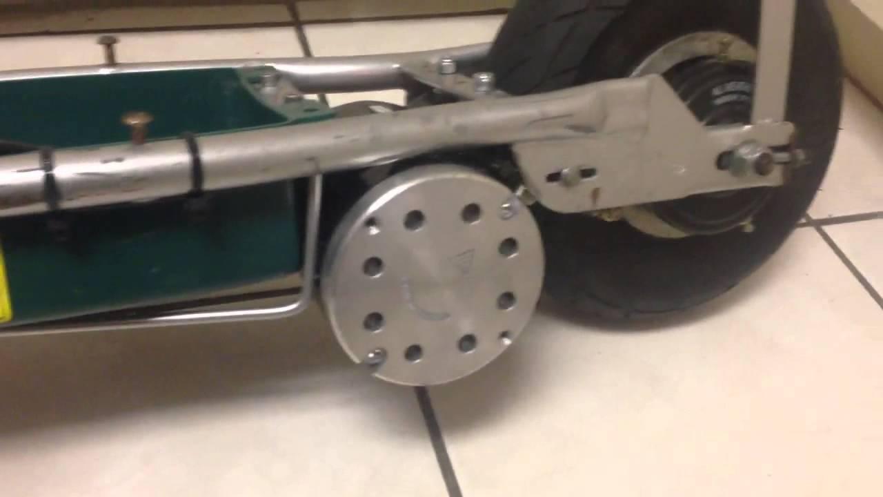 Workshop Lol Upgrading Razor E300 Scooter To 1000 Watts Youtube