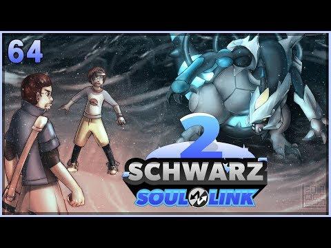 Let's Play Together Pokemon Schwarz 2 [Soullink/Hürdenmodus] - #64 - Siegesstraße in Sicht