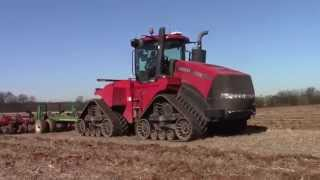 600 hp Case IH 600 Quadtrac Steiger
